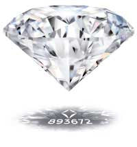 Forevermark Diamond Inscription