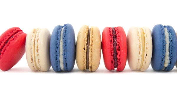 Inauguration Day Macarons