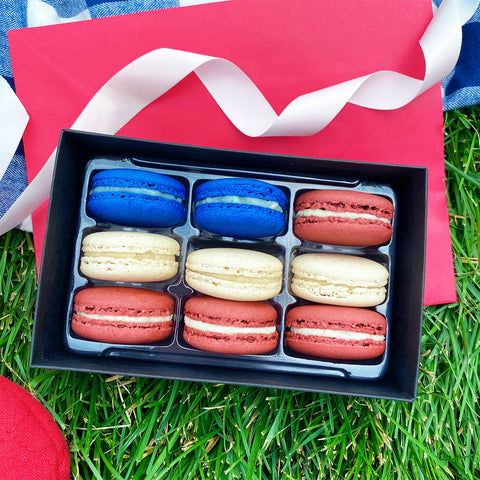 macaron gift box with nationwide shipping