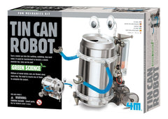 4M-MS Tin Can Robot Todd Agencies
