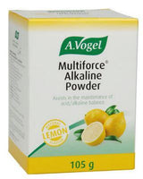 A.Vogel Multiforce Alkaline Powder Lemon 105g