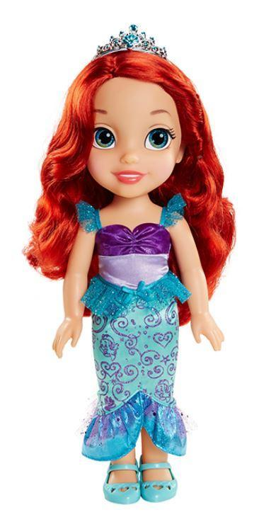 Ariel Toddler Doll With Lens Eye Prima Toys