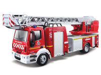 Bburago Emergency Fire Trucks Assorted