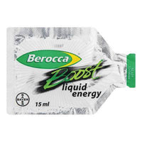 Berocca Energy Sachet 15ml X24