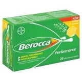 Berocca Performance 20 Mango Helderberg Medical