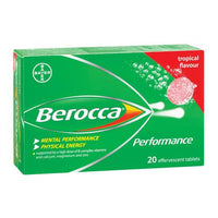 Berocca Performance Tropical 20Eff