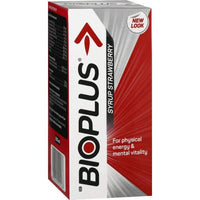 Bioplus Syrup Strawberry 200ml