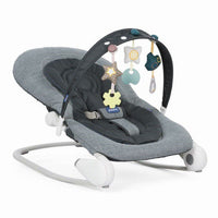 Chicco - Hoopla Bouncer - Dark Grey