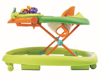 Chicco - Walky Talkie Baby Walker - Green Wave