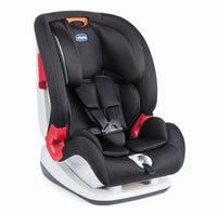 Chicco - Youniverse Isofix Car Seat - Black - Gr1/2/3