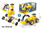 City Truck 1 - Excavation Truck Building Set Exclusivebrandsonline