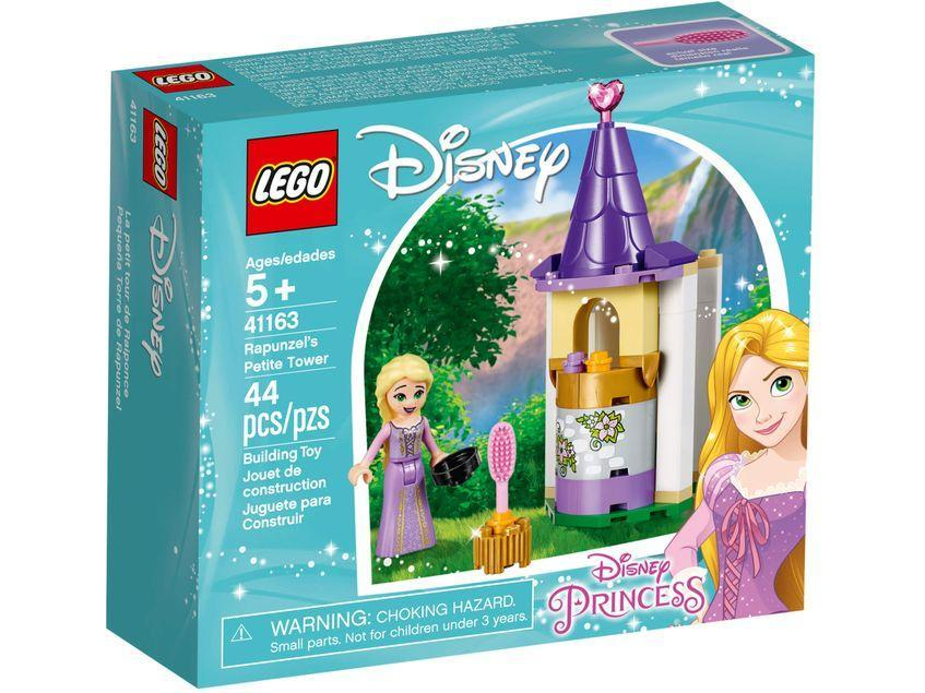 Copy of LEGO®Disney Rapunzel's Petite Tower- 41163 lego