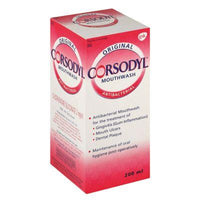Corsodyl Mouth Wash 200ml