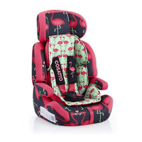 Cosatto - Zoom 123 Car Seat - Flamingo Fling - Pink