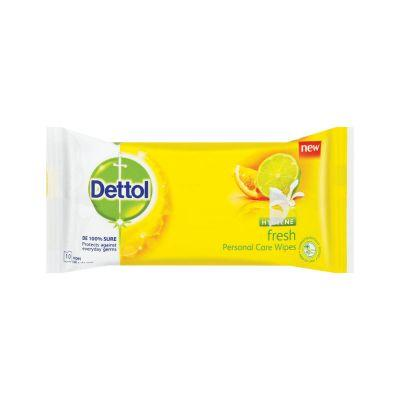 Dettol Hygiene Fresh Wipes 10's Helderberg Medical