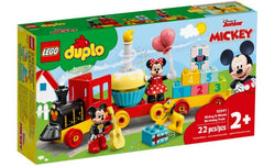 Disney Mickey & Minnie Birthday Train 10941 lego