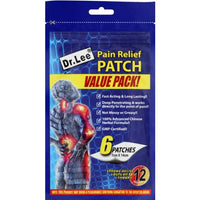 Dr. Lee Pain Relieve Patches 6