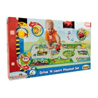 Drive & Learn Playmat