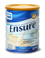 Ensure Nutrition Vanilla 850g