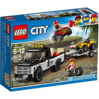 LEGO® City Great Vehicles ATV Race Team -60148