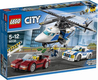 LEGO® City Police High-speed Chase- 60138
