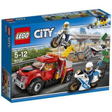 Exclusivebrandsonline lego LEGO® City Police Tow Truck Trouble- 60137