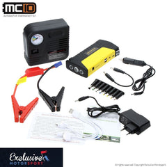 exclusivemotorsport battery pack MC 10 Automotive Emergency Kit