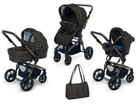 Foppapedretti - I Wood Travel System Jungle - (3parts)