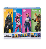 Fortnite Squad Mode 4 Figure Pack Prima Toys
