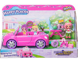Happy Places Shopkins Bearry Fun Convertible Prima Toys