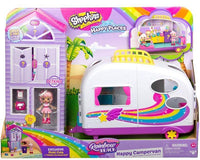 Happy Places Shopkins Happy Campervan Playset