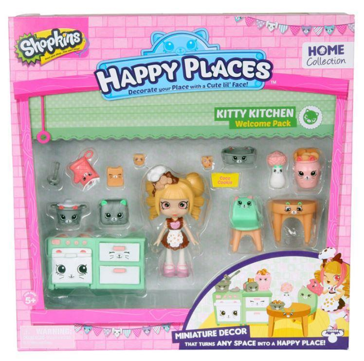 Happy Places Shopkins Welcome Pack Prima Toys