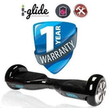 "Hoverboard i-Glide 6.5"" Bluetooth & Drifter Cart Combo iGlide"