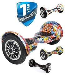 "Hoverboard Smart Glider 10"" Bluetooth Off-Road iGlide"