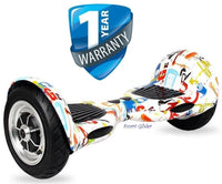"Hoverboard Smart Glider 10"" Bluetooth Off-Road"