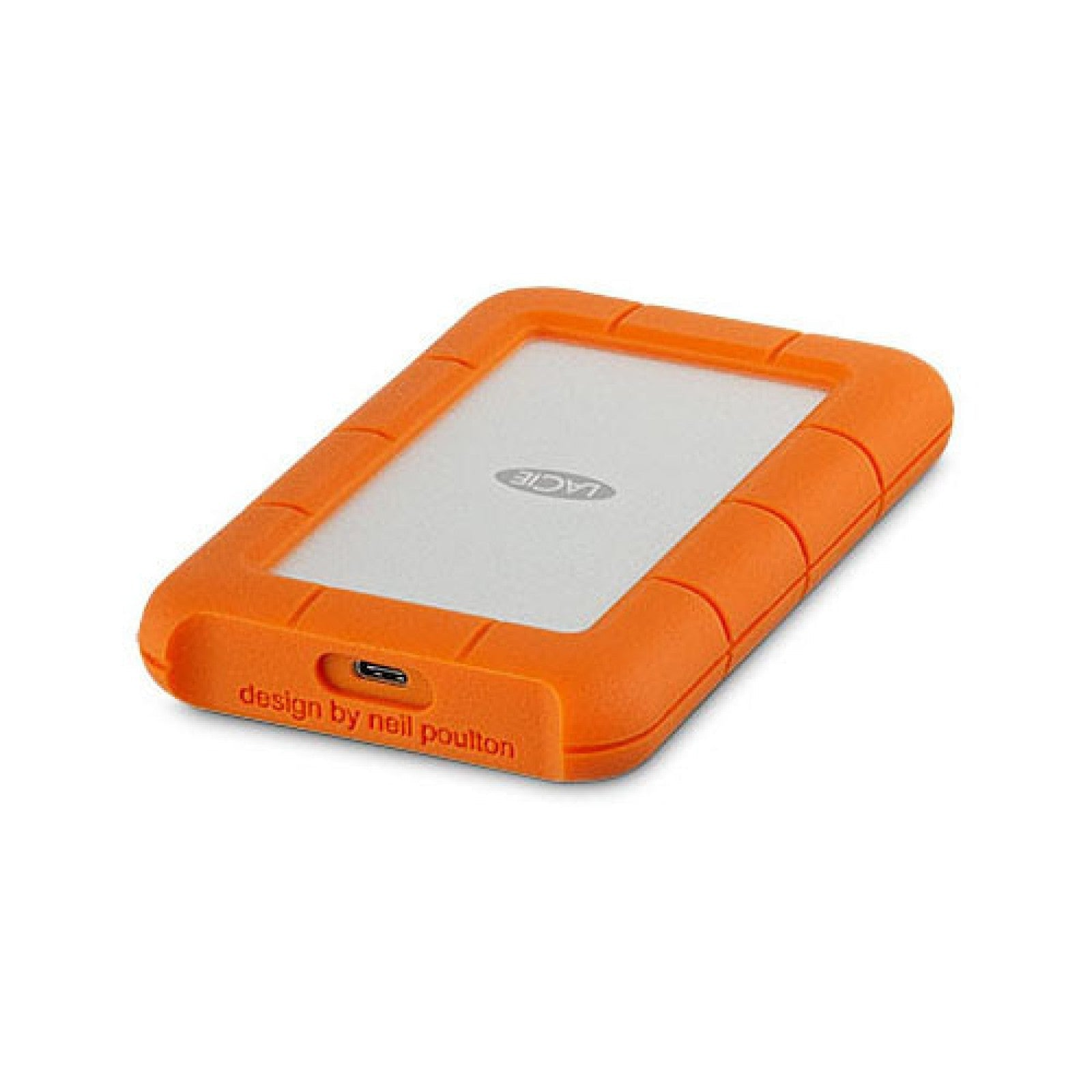 iStore memory pack LaCie Rugged USB-C 2TB Hard Drive