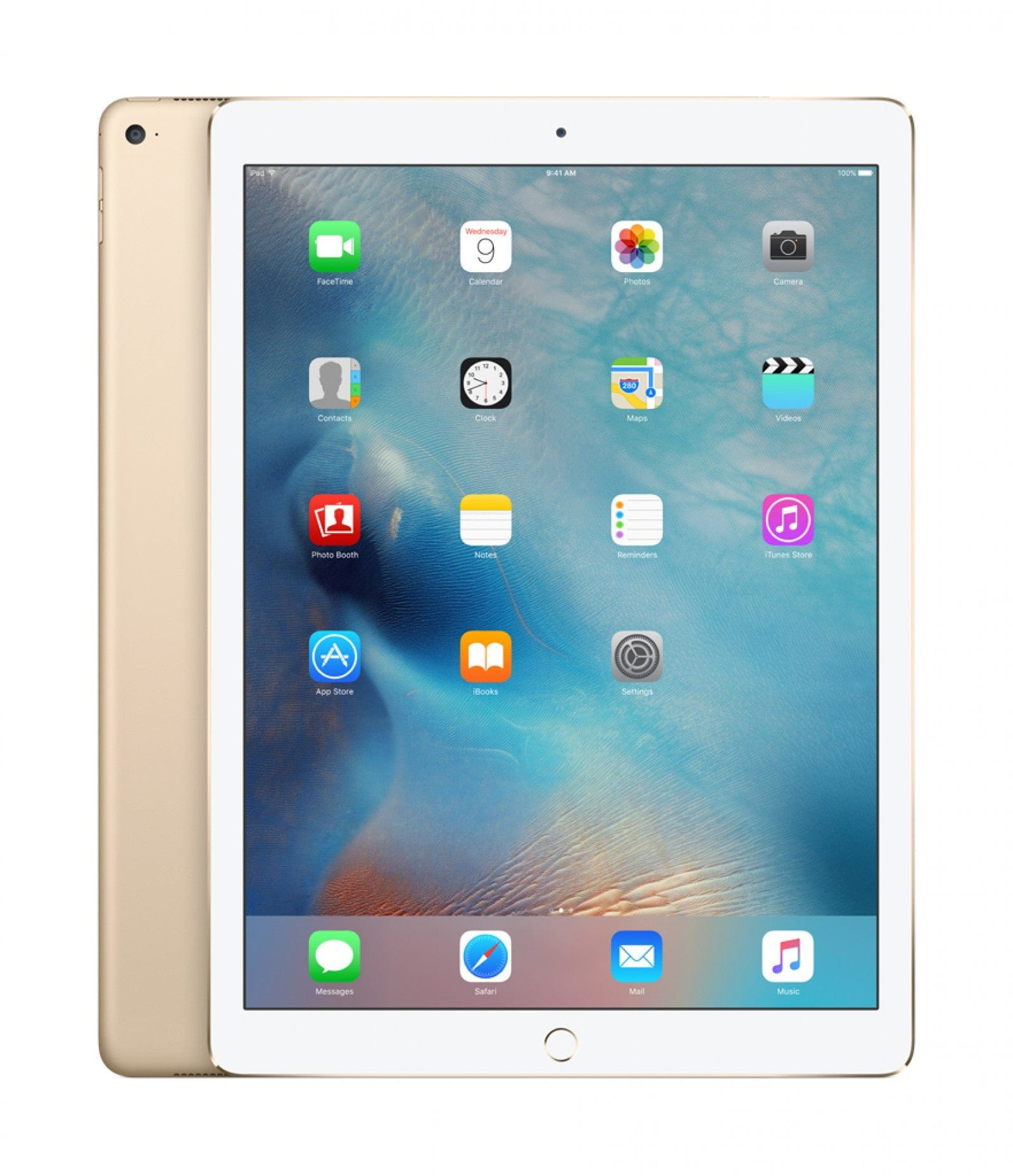 iStore tablet iPad Mini 4 - 128GB Wifi & Cellular Gold