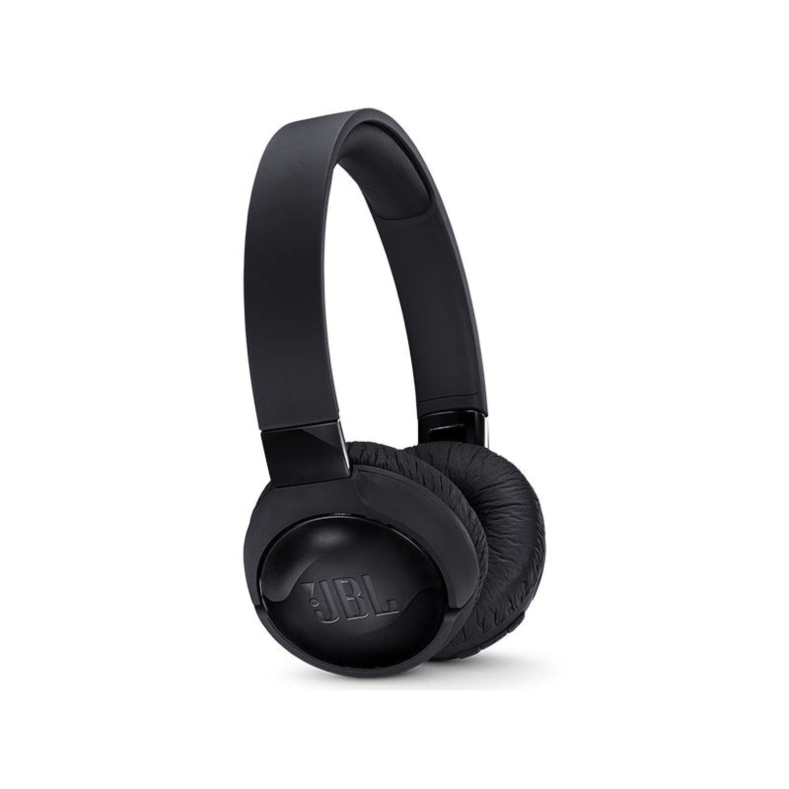 JBL Tune 600BTNC Wireless Noise Cancelling Headphones - Black iStore