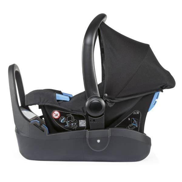 Kaily car seat Black - with Base Prima Baby