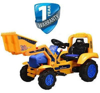 Kids Elctric Ride On Construction Front End Loader