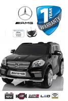 Kids Electric Ride On Car Mercedes GL 63 AMG