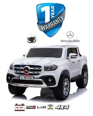 Kids Electric Ride Car On X-Class Mercedes Benz 24V 4X4 Exclusivebrandsonline
