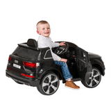 Kids Electric Ride On Audi Q7 Exclusivebrandsonline