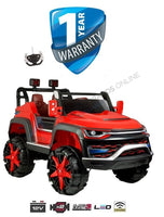 Kids Electric Ride On Car ATV Scooby XXL