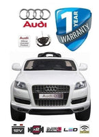 Kids Electric Ride On Car Audi Q7