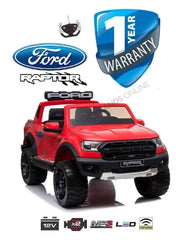 Kids Electric Ride On Car Ford Ranger Raptor Exclusivebrandsonline