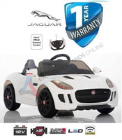 Kids Electric Ride On Car Jaguar F-Type