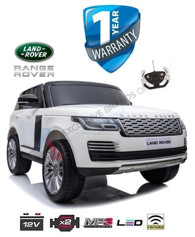 Kids Electric Ride On Car Range Rover SUV XXL Exclusivebrandsonline