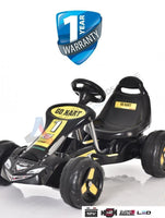 Kids Electric Ride On F1 2in1 Go Cart