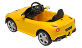 Kids Electric Ride On Ferrari Style Exclusivebrandsonline